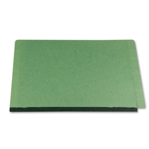 FSI pressboard expansion folder with 50mm Tyvek (cloth) gusset (closed file)