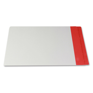 Filequest FSI 330 gsm fully laminated file folder.  Double reinforced coloured end tab. Legal size.