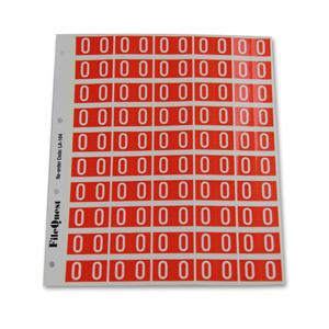 RM25 numeric label 0