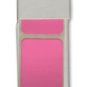 LA-109-00 Pink RM Designation label