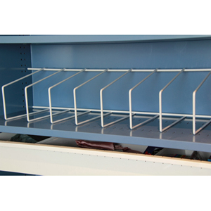 Toast Rack file support - Box style 1200mm x 300mm