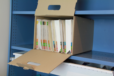 Archiving: Would you like to save space & reduce your clutter?